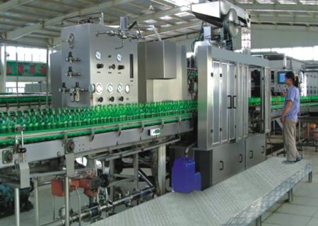 为青海可可西里生物工程提供青稞酒及枸杞酒成套生产线