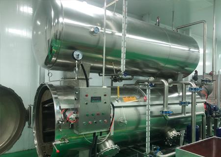 为临洮恒德源农业发展有限公司提供百合银耳莲子羹生产线