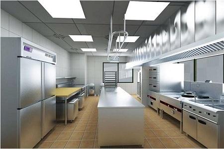 兰州商用酒店厨房设备的选购准则