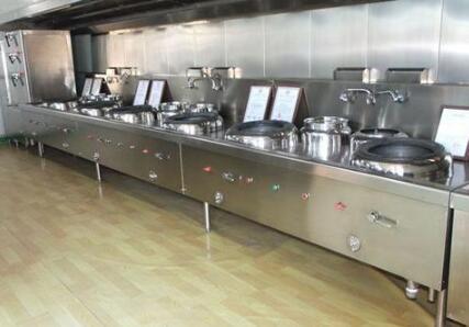 商用不銹鋼廚房設備的維護與保養方法