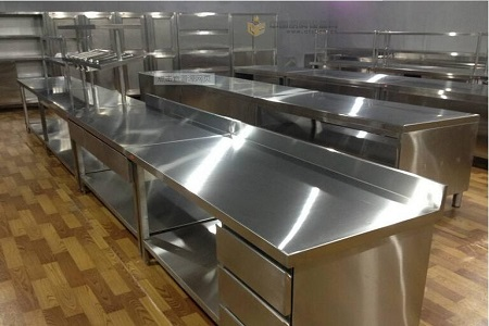 兰州厨房设备厂家的选择标准是什么