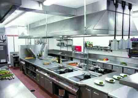 飯店廚房設備設計流程你知道多少