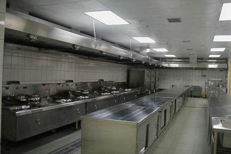 兰州厨房设备设计需要注意的问题有哪些