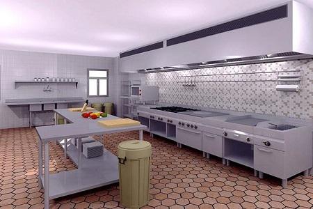 兰州商用厨房设备在安装使用布局时需要注意哪些