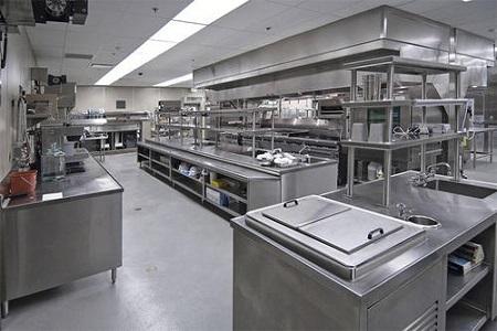 蘭州中央廚房設備的裝配設計標準是什么