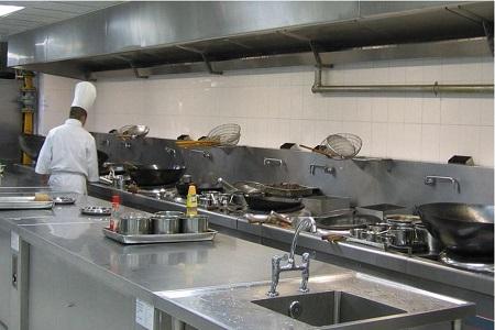 兰州厨房设备安装需要注意哪些地方
