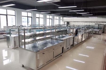兰州酒店厨房设备怎么样设计能合理节省空间