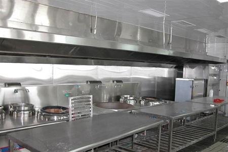 怎样选购一套好用的兰州厨房设备