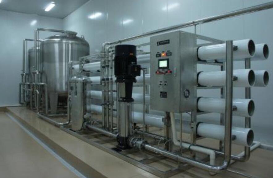 兰州水处理设备主要的原理是什么