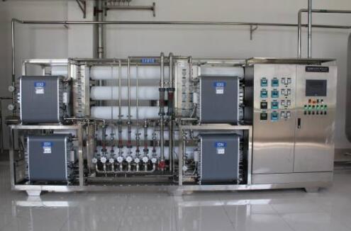反渗透水处理设备结垢原因以及防范措施