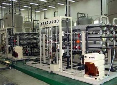 兰州水处理设备分享反渗透水处理设备加阻垢剂的特点