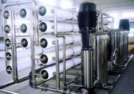 蘭州食品機械廠家為您分享水處理設備雙模處理技術