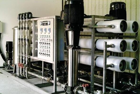 水处理设备清洁方法
