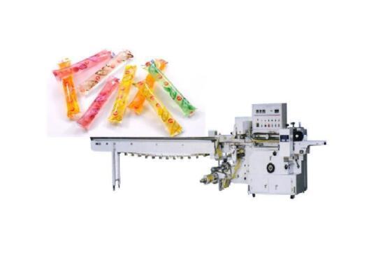 蘭州隆晟食品包裝設備為您講述果凍條自動包裝機