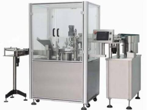 自動液體灌裝機在工業發展中的重要作用