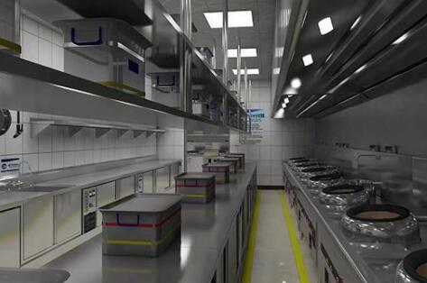 日常怎么保养可以延长商用厨房设备的使用寿命