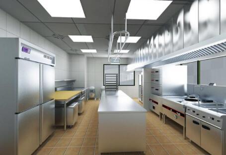 商用酒店厨房设备主要包括几大类