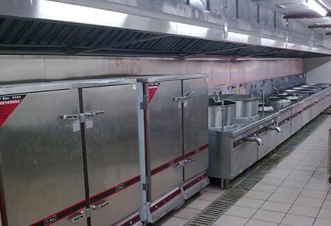 如何減輕蘭州廚房設備的損耗