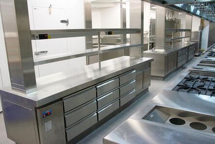 厨房设备怎么处理干净