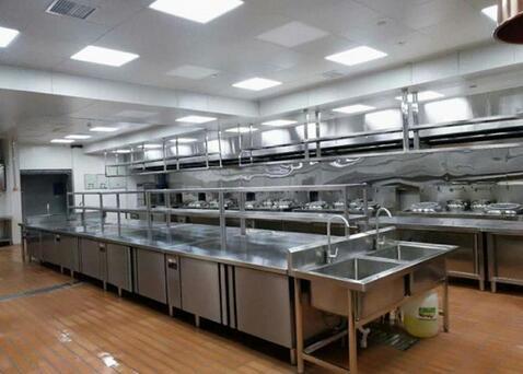 学校食堂厨房设备设计中应该注意什么问题