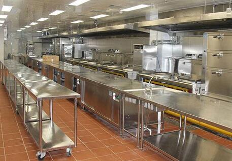 商用厨房里给排水设计需要遵循哪些原则呢