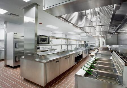酒店厨房设备选取的基本要求包含哪些内容