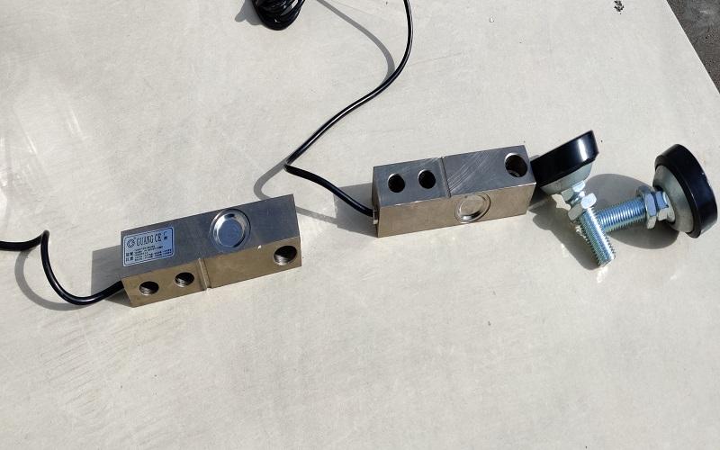 宁夏地磅配件_3t小台称模拟悬臂梁传感器