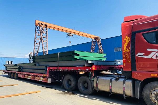 宁夏电子汽车衡120吨