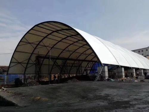 四川煤棚膜结构