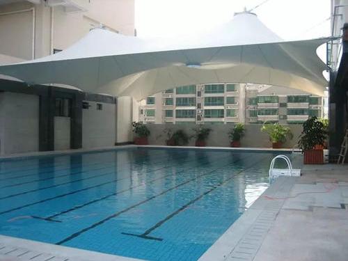 四川膜结构游泳池安装