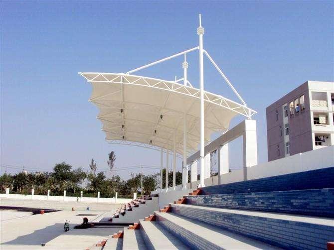 四川体育场看台膜结构工程施工时要注意哪些方面