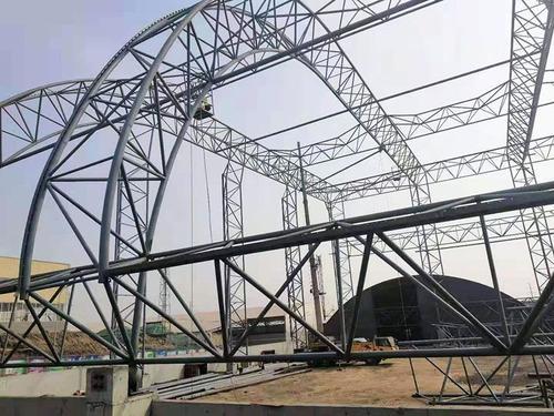 关于云南煤棚膜结构的作用你了解吗?
