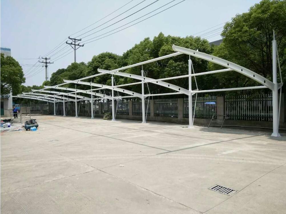 四川膜结构停车棚的采购优势和四大容易忽视的地方