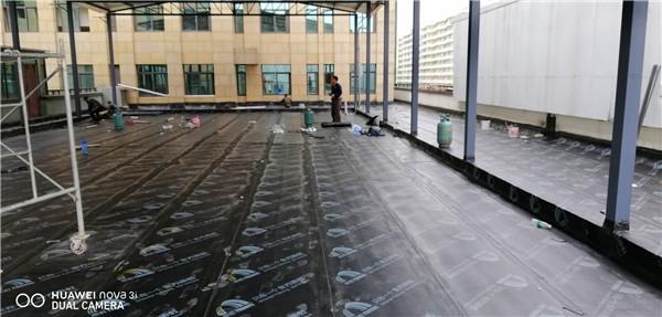 成都屋面防水维修成功案例