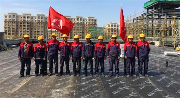 多年行业经验的专业施工团队