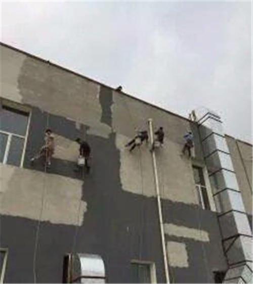 成都外墙维修施工要点