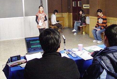 兰州播音主持艺考培训