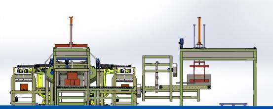 EPS聚苯保温板循环刀修边 多层开片切割系列
