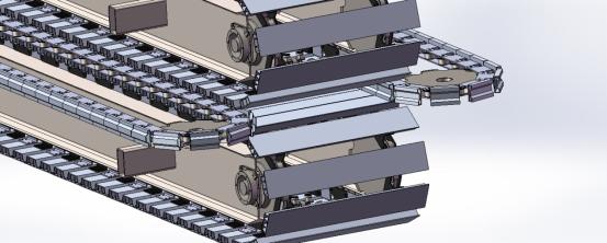 轻质隔墙板全自动运动模连续生产线系列