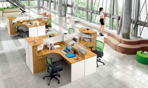 西安松木办公桌有什么特点?