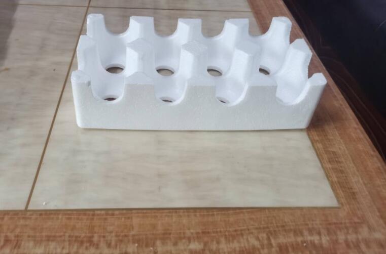 泡沫包装托-8枚果托