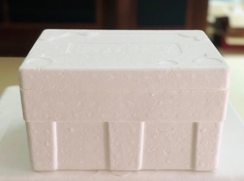 陕西泡沫包装箱案例