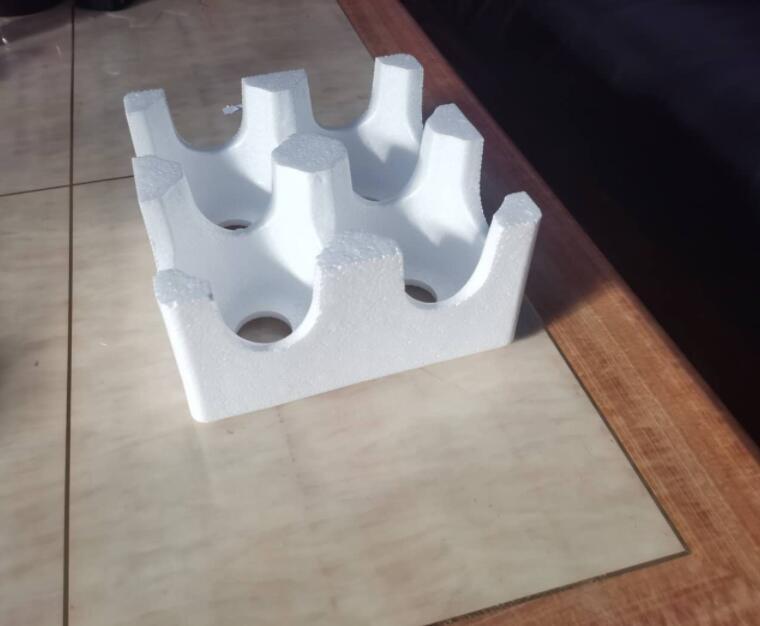 陕西泡沫包装托-4枚果托