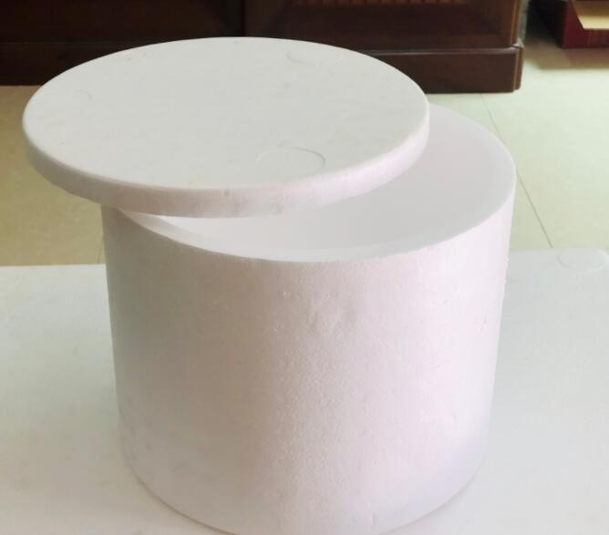 陕西圆形泡沫箱