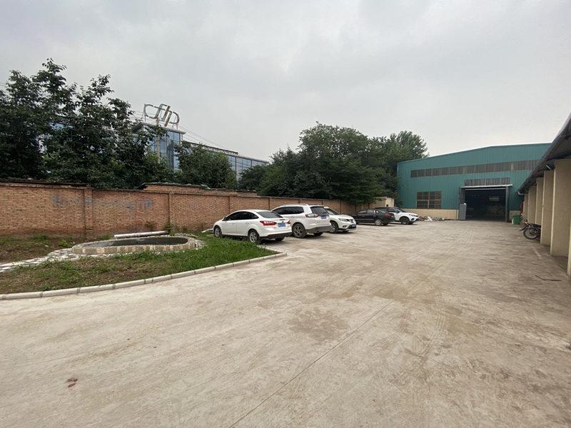 卫生间隔断生产厂区