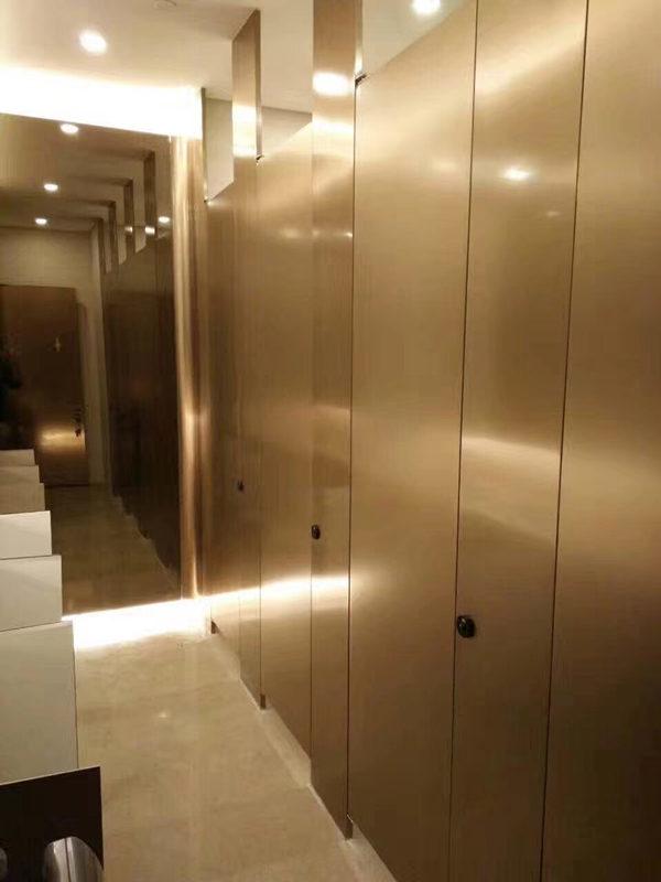 北京凯特大厦304喷砂镀钛抗指纹