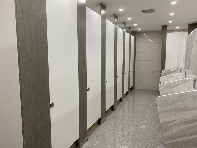 北京北五环居然之家卫生间隔断