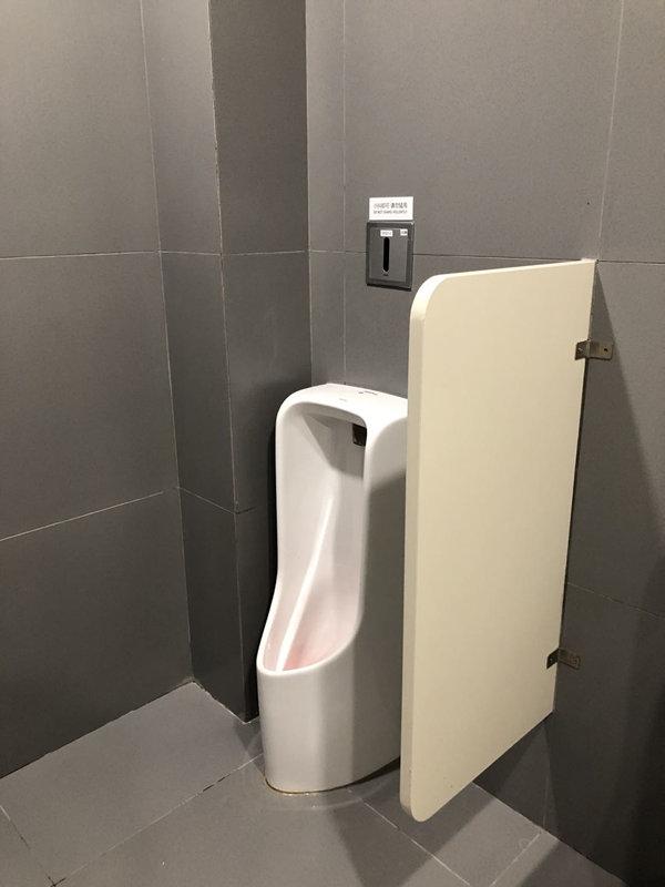 西安无障碍卫生间隔断尺寸!