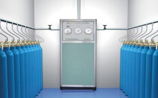 陕西中心供氧汇流排系统