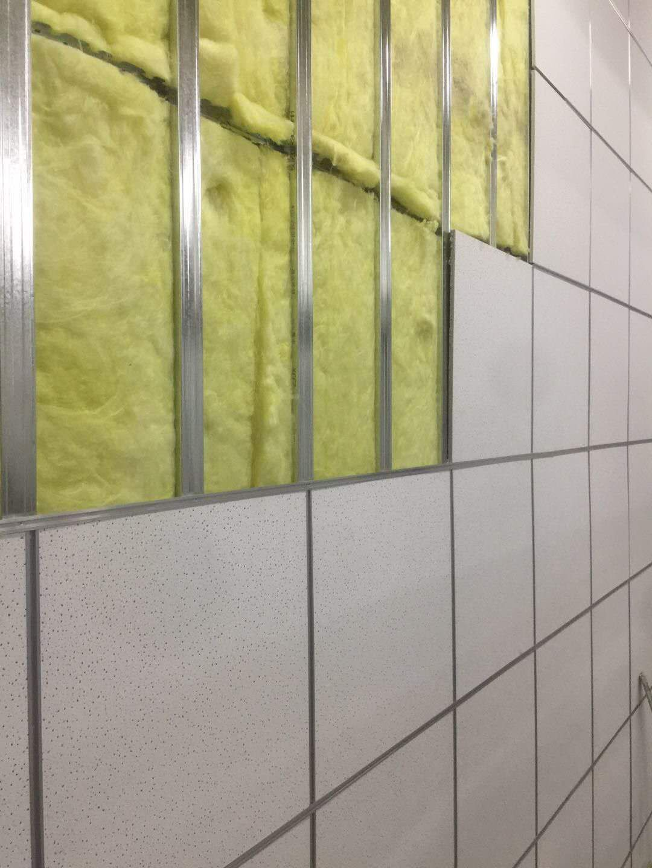 专业机房吸音墙施工